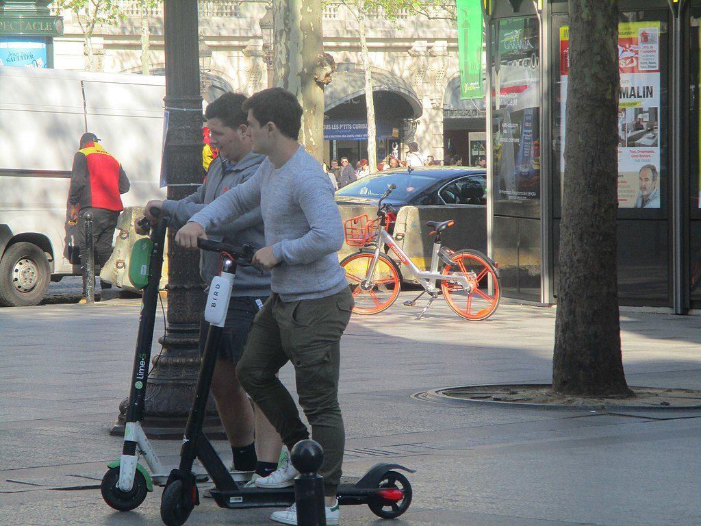 équipements de transports roulants