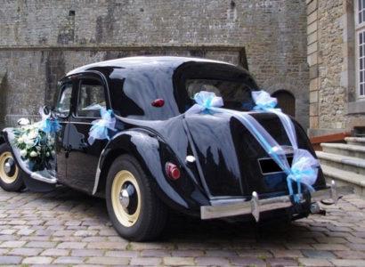Louer une voiture ancienne pour mariage
