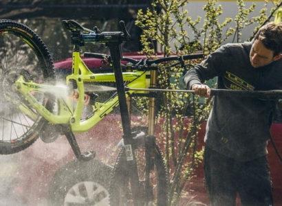 Nettoyer votre vélo