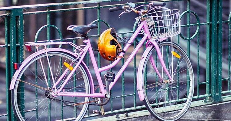 Equipement de sécurité pour les cyclistes