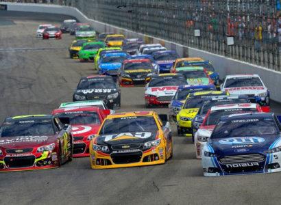 Courses de voitures