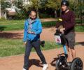 Gyropode Segway : conseils pour garder l'équilibre pendant la conduite