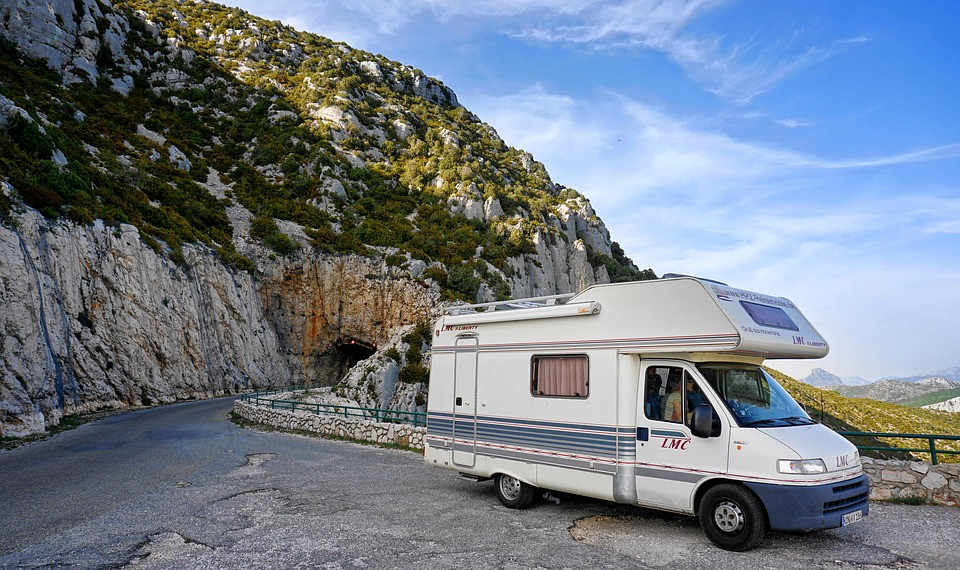 Camping-car voyage