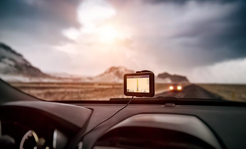 GPS de navigation