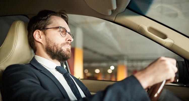 Maitre chauffeur