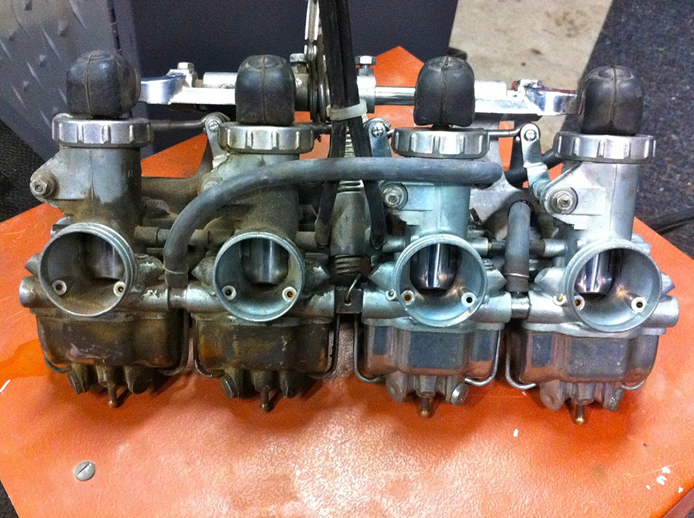 Nettoyeur carburateur