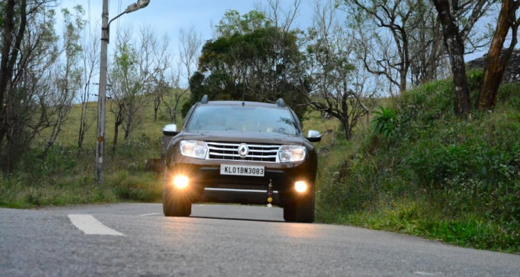 SUV Renault d'occasion