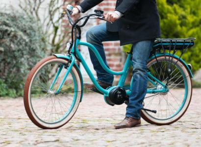 Vélo électrique comme moyen de transport