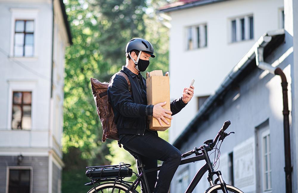 assurance vélo de livraison