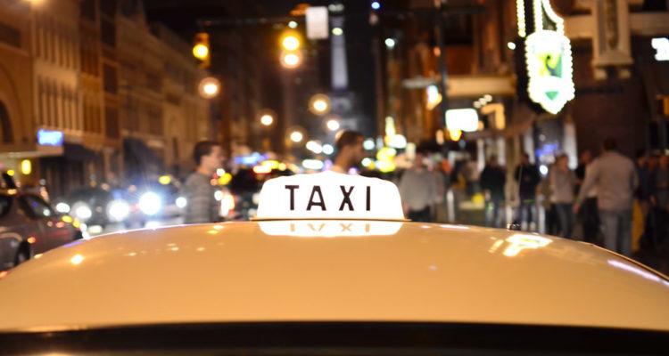 course de taxi