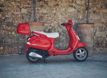 entretien scooter