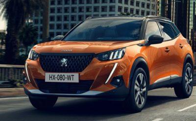 gammes et modèles de voitures Peugeot