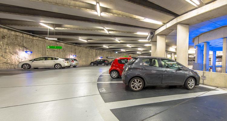 gestion parking automatique