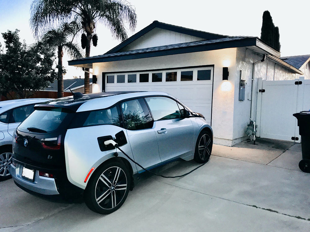 greenspot voiture électrique