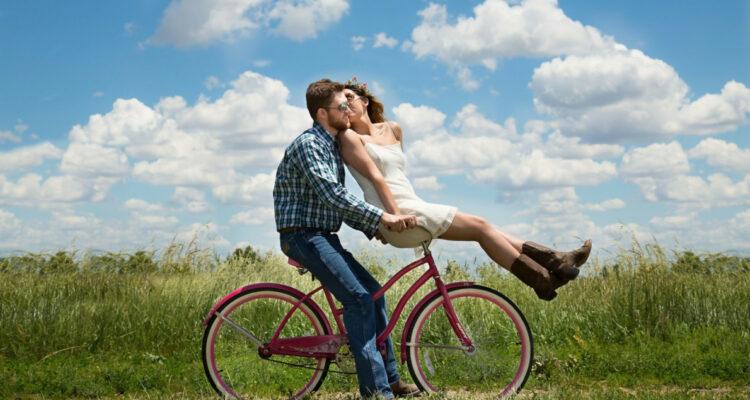 Le vélo est idéal pour garder la forme