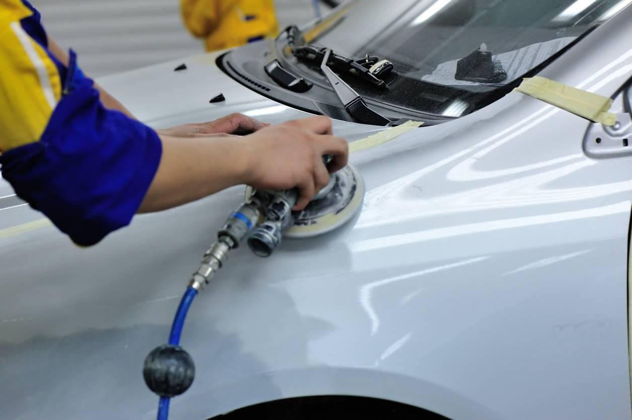 comment éviter les micro-rayures sur sa voiture
