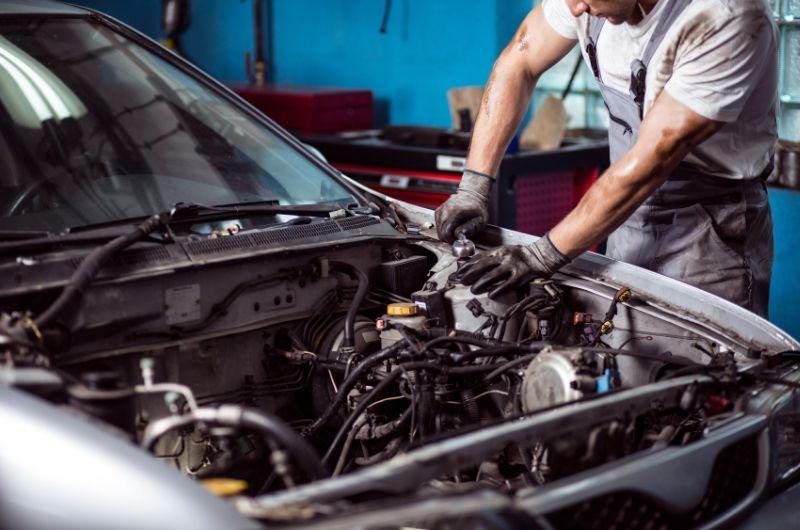 Turbo moteur voiture