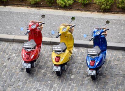 plaques d'immatriculation en plexiglas pour moto