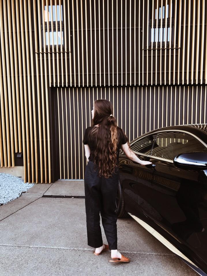 porte bloquée Mercedes