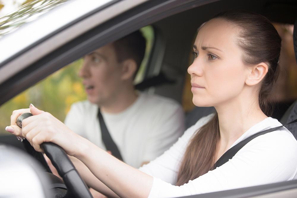 recevoir le permis de conduire