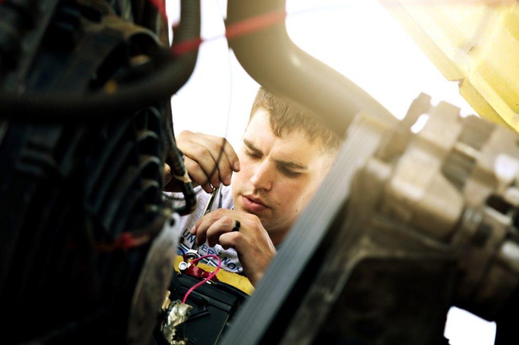recrutement dans le domaine de la mécanique