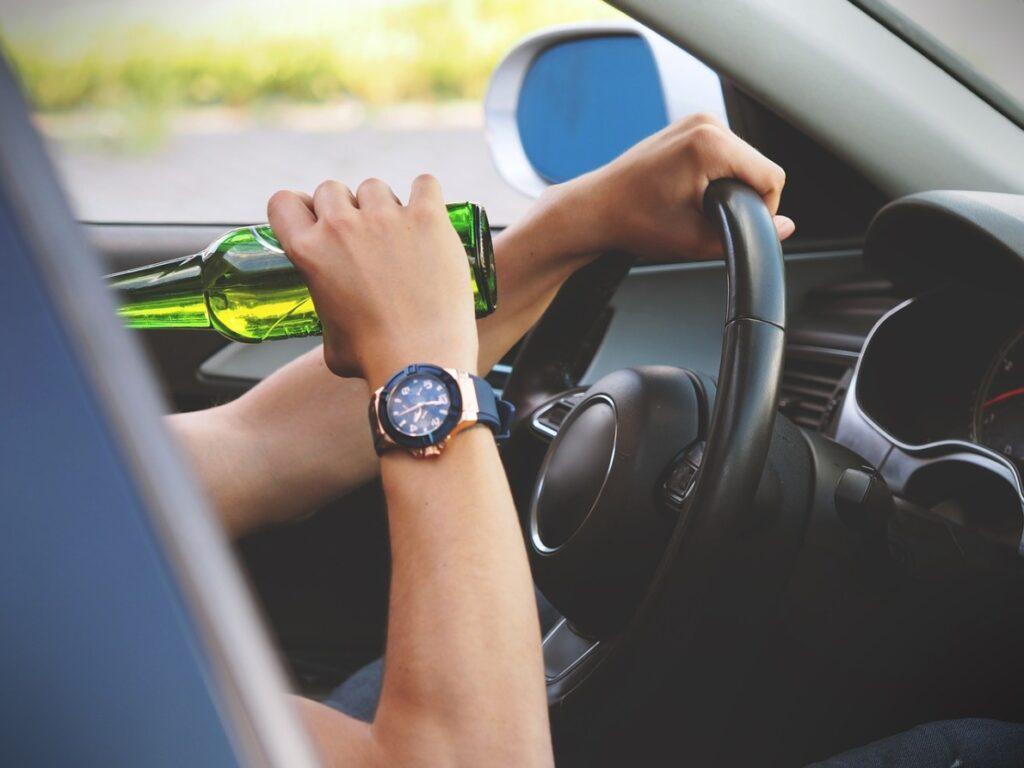 règlementation de l'alcool au volant