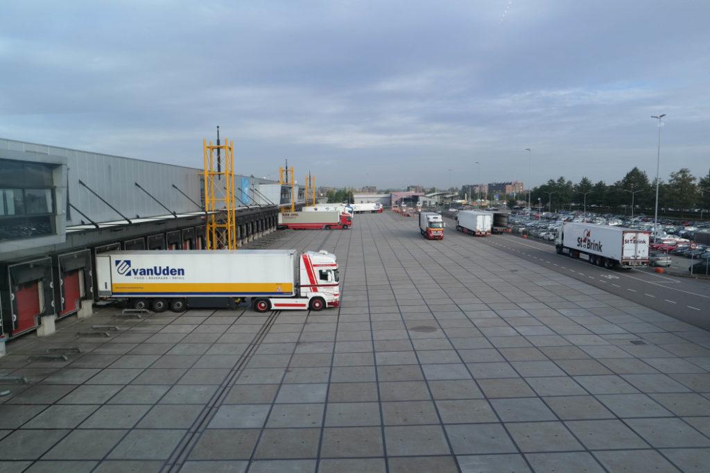 sécurisation opérations de quai