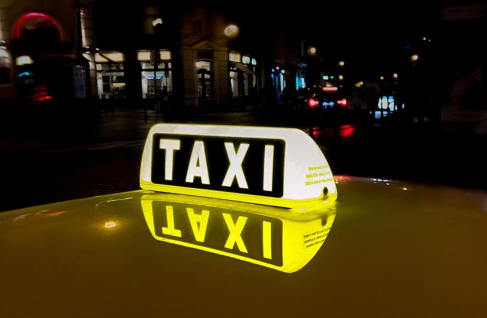 taxi à Pau
