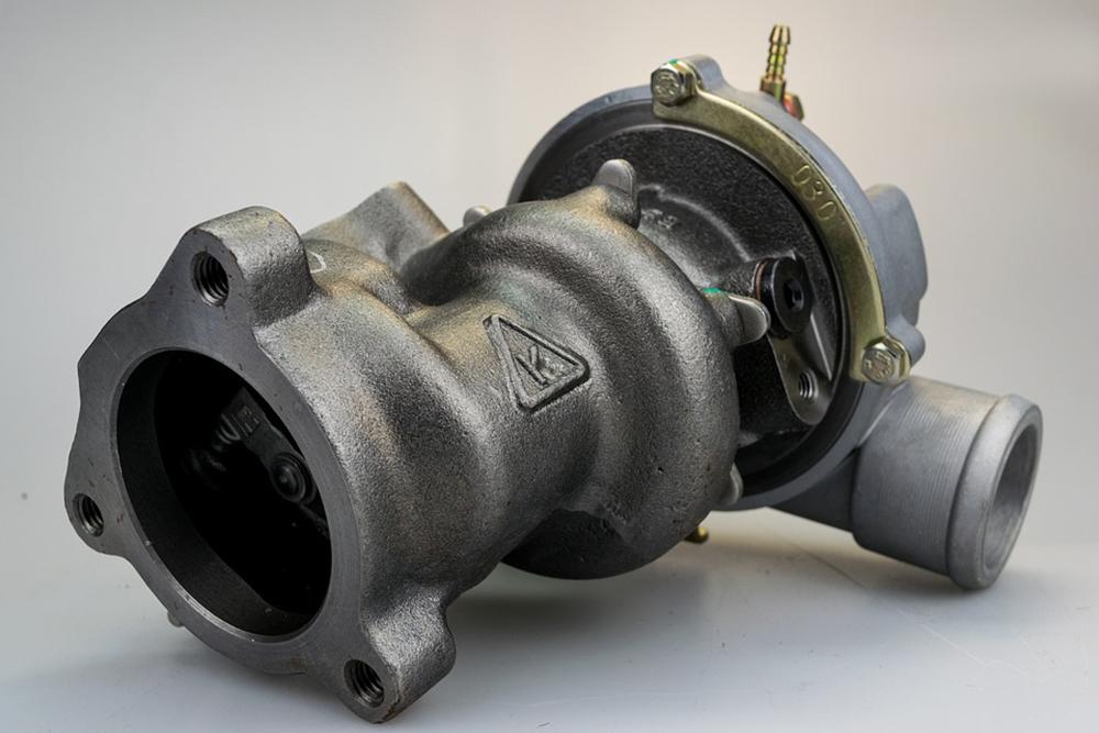 véhicule turbo