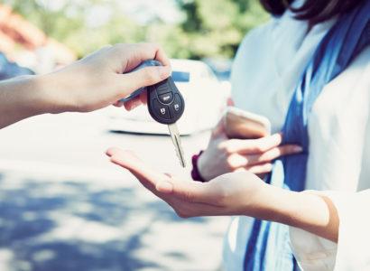 vendre une voiture