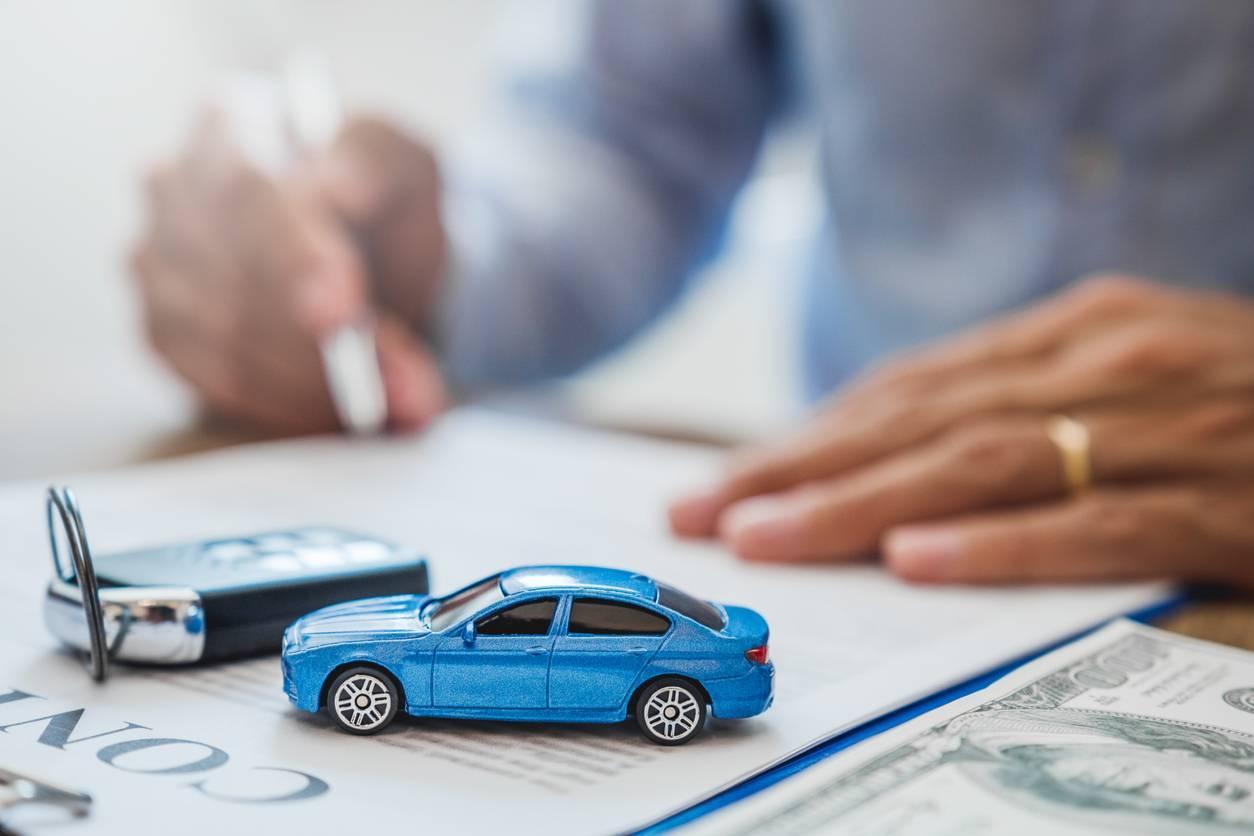 achat voiture démarches