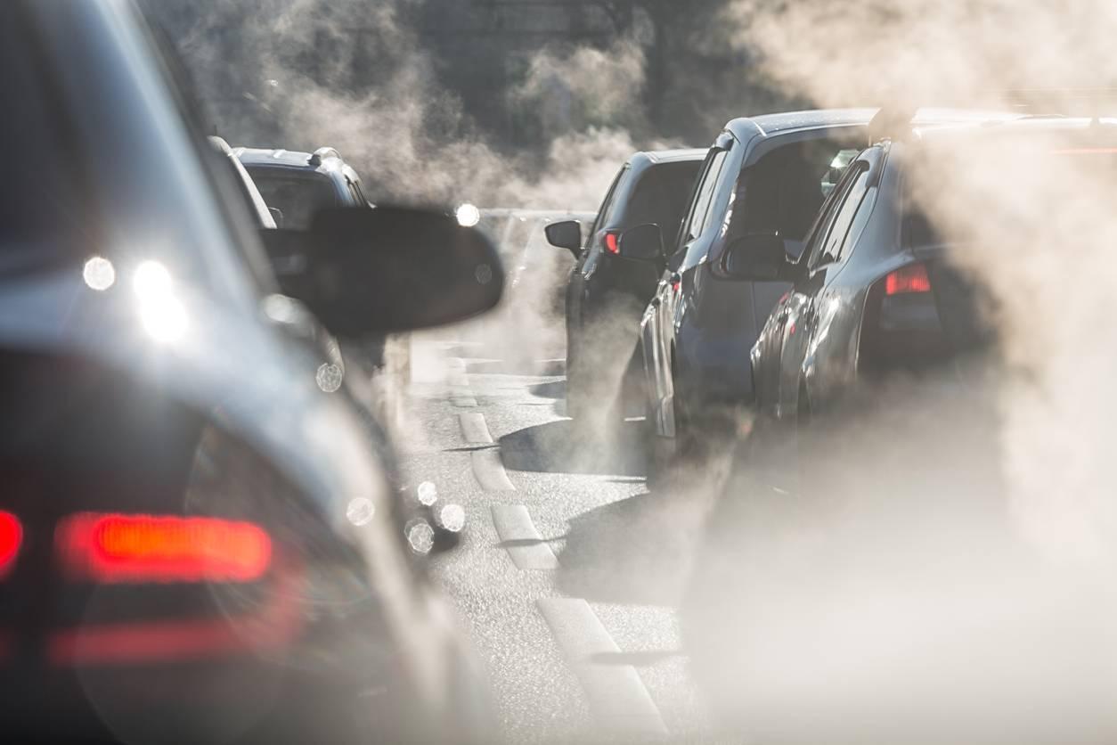 pollution voiture